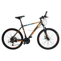 "Велосипед Trinx K036 26""х19"" Black-Blue-Orange Фото"