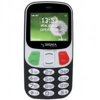 Мобильный телефон Sigma Comfort 50 Retro Black Фото