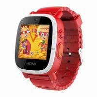 Смарт-часы Nomi Kids Heroes W2 Red Фото