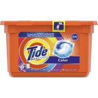 Капсулы для стирки Tide Color 12 шт Фото