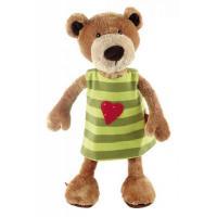 М'яка іграшка Sigikid Мишка в платье 40 см Фото