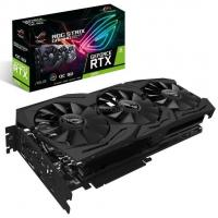 Видеокарта ASUS GeForce RTX2070 8192Mb ROG STRIX OC GAMING Фото