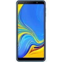 Мобильный телефон Samsung SM-A750F (Galaxy A7 Duos 2018) Blue Фото