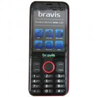 Мобильный телефон Bravis C281 Wide Red Фото