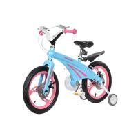 Детский велосипед Miqilong GN Синий 16` Фото