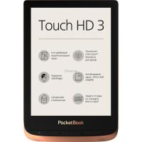 Электронная книга PocketBook 632 Touch HD 3 Spicy Copper Фото
