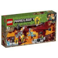 Конструктор LEGO MINECRAFT Мост ифрита 372 детали Фото