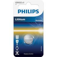Батарейка Philips CR1632 Lithium * 1 Фото