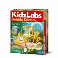 Набор для экспериментов 4М Волшебные пузыр Фото