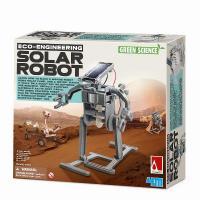 Набор для экспериментов 4М Робот на солнечной батарее Фото