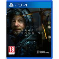 Игра SONY Death Stranding [PS4, Russian version] Blu-ray дис Фото