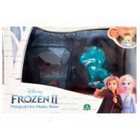 Ігровий набір Frozen 2 с мерцающей фигуркой Холодное Сердце 2 Замок Нокк Фото