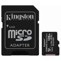 Карта памяти Kingston 128GB micSDXC class 10 A1 Canvas Select Plus Фото