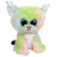 М'яка іграшка Lumo Stars Рысь Aurora 15 см Фото