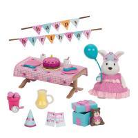 Игровой набор Li'l Woodzeez День рождения Фото