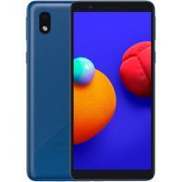 Мобильный телефон Samsung SM-A013FZ (A01 Core 1/16Gb) Blue Фото
