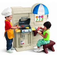 Ігровий набір Little Tikes Кухня с барбекю 2-в-1 Фото