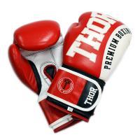 Боксерские перчатки THOR Shark 10oz Red Фото