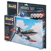 "Збірна модель Revell Набор истребитель F-104 ""Старфайтер"". Масштаб 1:72 Фото"