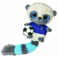 М'яка іграшка Aurora Yoohoo Футболист синяя футболка 12 см Фото