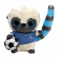 М'яка іграшка Aurora Yoohoo Футболист синяя футболка 20 см Фото