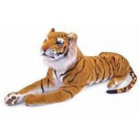 Мягкая игрушка Melissa&Doug Гигантский плюшевый тигр, 1,8 м Фото