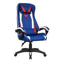 Крісло ігрове Special4You ExtremeRace black/dark blue Фото