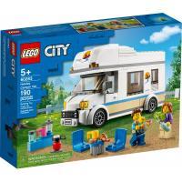 Конструктор LEGO City Great Vehicles Каникулы в доме на колесах 190 Фото