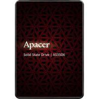 "Накопичувач SSD Apacer 2.5"" 512GB AS350X Фото"