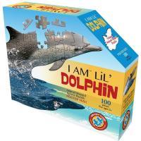 Пазл I AM Дельфин 100шт Фото