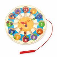 Ігровий набір Viga Toys магнитный лабиринт Часы Фото