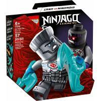 Конструктор LEGO Ninjago Грандиозная битва Зейн против Ниндроида 57 Фото