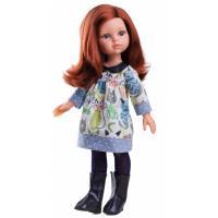 Лялька Paola Reina Кристи в голубом Фото