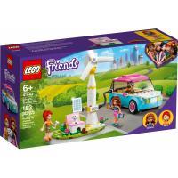 Конструктор LEGO Friends Электромобиль Оливии 183 детали Фото