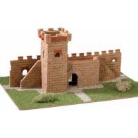 Конструктор Keranova из обожженной глины Ворота средневекового города Фото