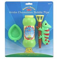 Игровой набор Melissa&Doug Мыльные пузыри в блистере Хамелеон Верди Фото