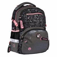 Рюкзак шкільний Yes T-117 Cool girls черный Фото