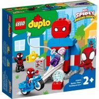 Конструктор LEGO Duplo Super Heroes Штаб-квартира Человека-паука Фото