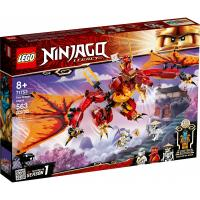 Конструктор LEGO Ninjago Атака огненного дракона 563 деталей Фото