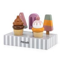 Игровой набор Viga Toys PolarB Мороженое Фото