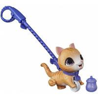 Интерактивная игрушка Hasbro FurReal Friends Peealots Котенок бежевый Фото