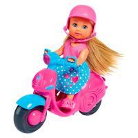 Лялька Simba Эви На скутере Фото