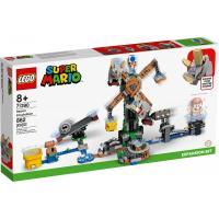 Конструктор LEGO Super Mario Дополнительный набор Нокдаун Резнор 86 Фото