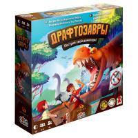 Настільна гра GaGa Драфтозавры Фото