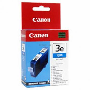 Картридж BСI-3e Cyan Canon (4480A002) - фото 1