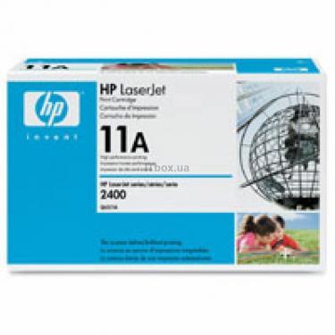 Картридж HP LJ  11A 2410/ 2420/ 2430 (Q6511A) - фото 1