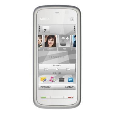 Мобильный телефон 5228 White Blue Nokia (002S753) - фото 1