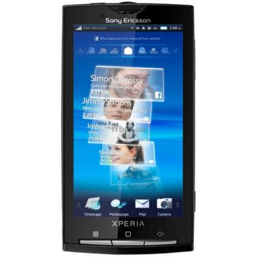 Мобильный телефон X10i Black (XPERIA) SonyEricsson (1238-3340) - фото 1