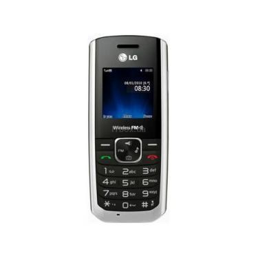 Мобільний телефон GS155 Silver LG (GS155 SV) - фото 1