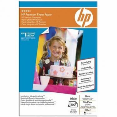 Папір HP 10x15 Premium Photo Paper glossy (Q8032A) - фото 1